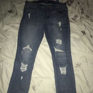 Express brand new ankle styled legging jeans.,